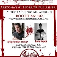 Phoenix Comic Fest Appearance