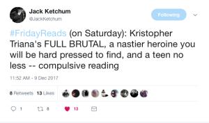 Ketchum Full Brutal