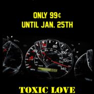 New Novel TOXIC LOVE